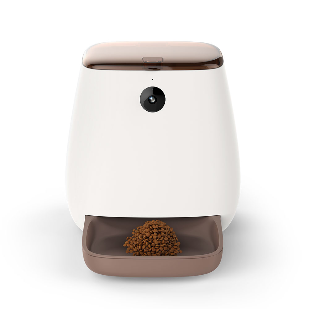 automatic wi control dogs feeder and hd cats remote new detail product for camera pet smart fi